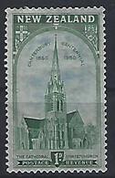 New Zealand  1950 Canterbury Centennial (*) MM  ACS.268 - Ungebraucht