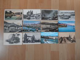 Lot Mit Booten Und Schiffen Alle Abgebildet - 5 - 99 Postkaarten