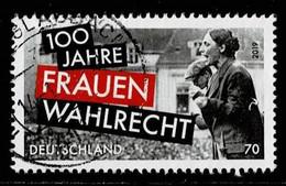 Bund 2019,Michel# 3435 O 100 Jahre Frauenwahlrecht - Gebruikt