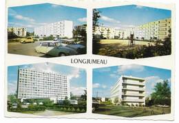 Longjumeau - 1989 - Citroën DS, 2CV, Ami 8 # 4-21/9 - Longjumeau
