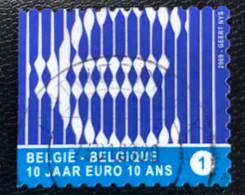 België - Belgique - Belgium - G1/30 - (°)used - 2009 - Michel 3919 BDI - 10 Jaar Europa - Gebraucht