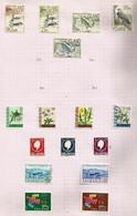 Islande N°294 à 298 Cote 20 Euros ( 302A à 312 Offerts) - Gebraucht