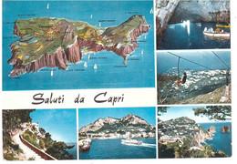 SALUTI DA CAPRI - Greetings From...