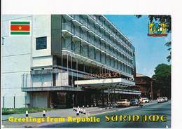 Suriname - Hotel Krasnapolsky [AA49-5.756 - Surinam