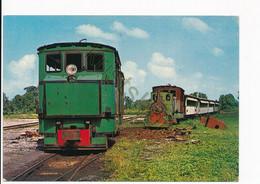 Suriname - Oude Surinaamse Treinen [AA49-5.758 - Surinam