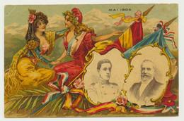 Mai 1905 - Visite Inauguration Franco Espagnol - Alphonse XIII Roi Espagne - Célébrités - Histoire - Exposiciones