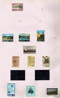 Islande N°383, 392 à 394, 397 à 399 Cote 8.65 Euros (387 à 389, 391 Offerts) - Gebraucht