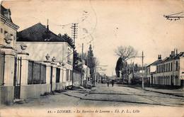 France - 59 - Lomme - La Barrière De Lomme - Carte Taxée En Belgique - - Lomme