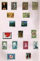 Islande N°447 à 463 Cote 9 Euros - Gebraucht