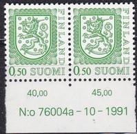 Finnland, 1985/1992, 785 Y  , MNH **,   Freimarke: Staatswappen. - Nuevos