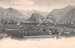 Sion - Années 1910 - VS Valais