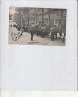 75-Paris 1906 :manifestation Du 1er Mai, Les Chasseurs à Cheval Au Luxembourg (chevaux, Commerce Papeterie Du Sénat...) - Manifestazioni