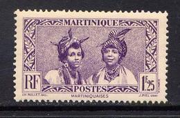 MARTINIQUE - N° 148B** - MARTINIQUAISES - Unused Stamps