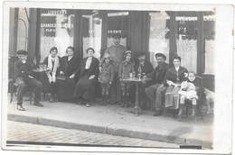 CARTE PHOTO A IDENTIFIER  --  CAFE-RESTAURANT Maison FRELACHON - A Identificar
