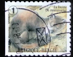 België - Belgique - Belgium - G1/31 - (°)used - 2008 - Michel 3884 BDI - De Marterachtigen - Usados