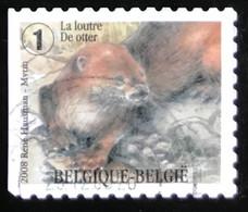 België - Belgique - Belgium - G1/31 - (°)used - 2008 - Michel 3886 BDI - De Marterachtigen - Usados