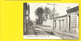 BORDEAUX St AUGUSTIN Rare Rue Flornoy (BR) Gironde (33) - Bordeaux