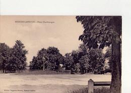 CPA - 78 - 124 - MAISONS LAFFITTE - PLACE CHARLEMAGNE - - Maisons-Laffitte