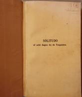 (WEST-VLETEREN) Solitudo Of Acht Dagen Bij De Trappisten. - Vleteren