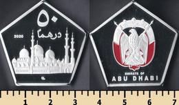 Emirate Of Abu Dhabi 50 Dirham 2020 - Unclassified