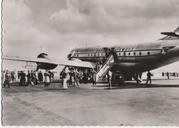 Cpsm-aeroport De Paris-orly- Arrivée D'un STRATO-CRUISER De La Panamerican Airways - Other