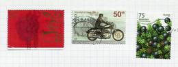 Islande N°1041a, 1037, 1065 - Gebraucht