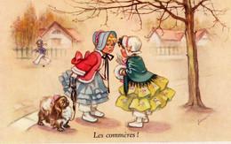 Les Commères. Germaine Bouret, Imprimé En Angleterre. - Bouret, Germaine