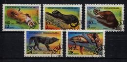 Madagasikara, Madagaskar, 1994,  Animals, Delfin - Madagascar (1960-...)