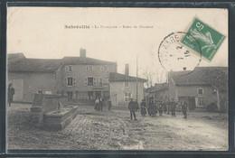 CPA 55 - Aubréville, La Perception - Route De Clermont - Other Municipalities