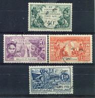 Wallis Et Futuna    66/69  Oblitérés - Used Stamps