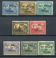Wallis Et Futuna       1/8 * - Ongebruikt