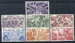 Wallis Et Futuna   PA  4/10  Oblitérés - Used Stamps