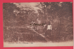 DAHOMEY---une Route A ABOMEY----animé - Dahomey