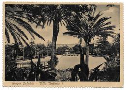 Reggio Calabria - Villa Umberto I°. - Reggio Calabria
