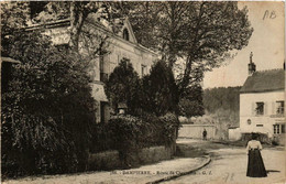 CPA DAMPIERRE Route De CHEVREUSE (617705) - Dampierre En Yvelines