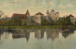 AK - POTTSCHACH (Ternitz) - Wasserschloß 1907 - Neunkirchen