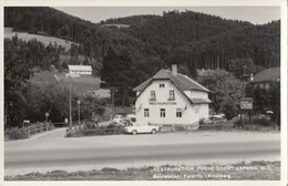 """AK - ASPANG Am Wechsel - Restaurantion """"Puchegger"""" 1963 - Neunkirchen"""