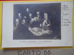 24 La Leçon D'anatomie D'apres Rembrandt Election Sénatoriale Du 7 Janvier 1912 Photo E. Dorsene - - Altri Comuni