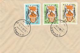 BUSTA ANNULLO SPECIALE ASMARA ERITREA 1993 (367B/5 - Eritrea