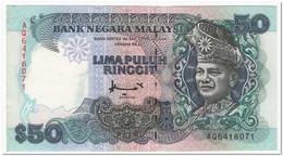 MALAYSIA,50 RINGGIT,1995,P.31c,aXF - Other - Europe