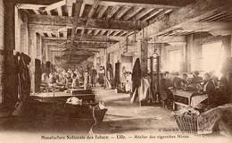 LILLE - Manufacture Nationale Des Tabacs - Atelier Des Cigarettes Ninas - Lille