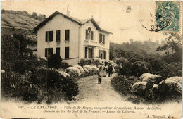 CPA Le LAVANDOU - Villa De Reyer (635262) - Le Lavandou
