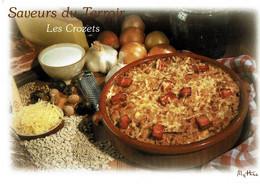 Saveurs Du Terroir : Les Crozets - éditions Mythra - Neuve - Recipes (cooking)
