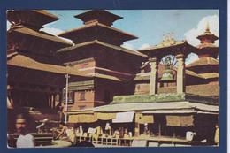 CPSM Népal Circulé Voir Dos - Népal