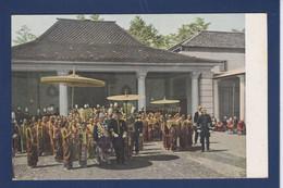 CPA Indonésie Non Circulé Dutch East Indies Inde Royalty Voir Dos - Indonesia