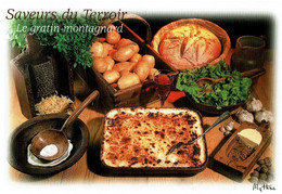 Saveurs Du Terroir : Le Gratin Montagnard - éditions Mythra - Neuve - Recipes (cooking)
