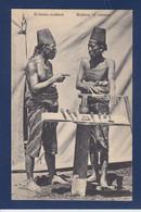 CPA Indonésie Non Circulé Dutch East Indies Inde Métier Type Ethnic - Indonesia