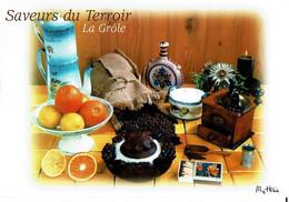Saveurs Du Terroir : La Grôle - éditions Mythra - Neuve - Recipes (cooking)