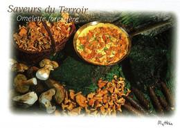 Saveurs Du Terroir : Omelette Forestière - éditions Mythra - Neuve - Recipes (cooking)