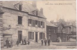 CREIL Justice De Paix Et Commissariat - Creil